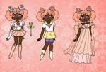 Sailor Peach Moon