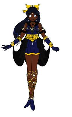 Empyrean Sailor Dead Moon