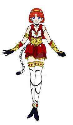 Empyrean Sailor Byakko