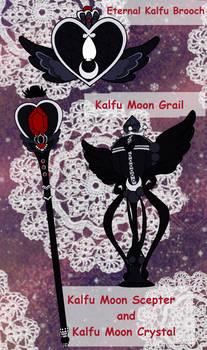 Sailor Kalfu's Items