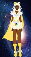 Ancient Sailor Cosmos