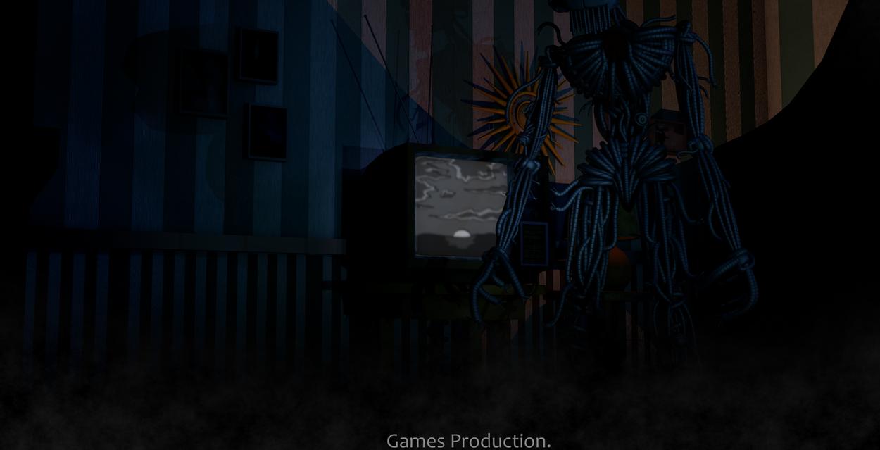 Fnaf sl cutscene s room download 4k by gamesproduction on