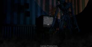FNAF SL Cutscene's Room Download! (4K) by GamesProduction