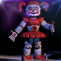 Circus Baby  V8  (4K)