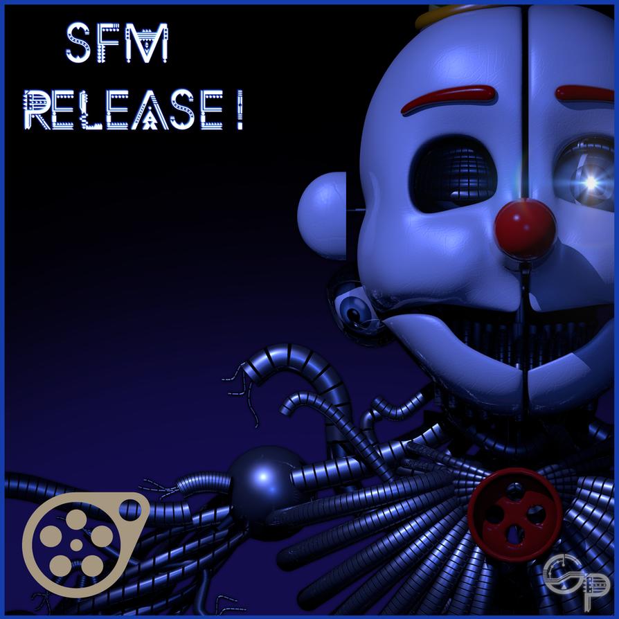Ennard SFM Release! By GamesProduction On DeviantArt