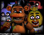 Five Nights at Freddy's - Poster