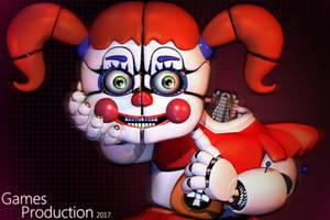 FNAF SL - Circus Baby