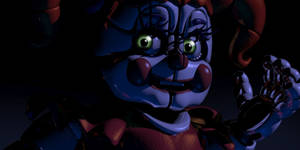 3ds Max - Circus Baby