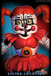 Circus Baby - Poster