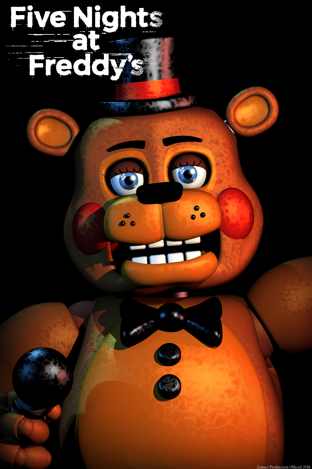 Extended Toy Freddy Icon - Ultimate Custom Night by