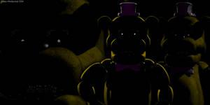 The Original Fredbear - Ultimate Custom Night