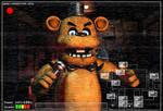Freddy Fazbear - Nostalgic  Wallpaper!