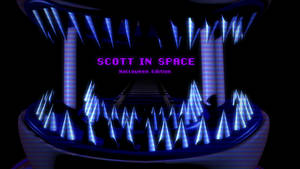 Scott in Space - Halloween Edition!! by GamesProduction