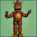 Rockstar Freddy!