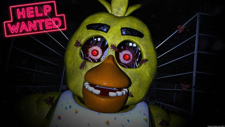 FNaF: Help Wanted - A Scary Chicken! by GamesProduction