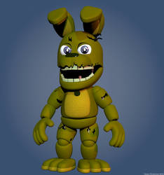 Adventure Springtrap! by GamesProduction