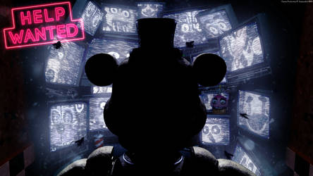 Five Nights at Freddy's : Help Wanted by GamesProduction