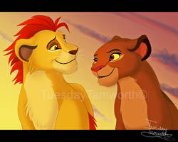 Kion and Rani