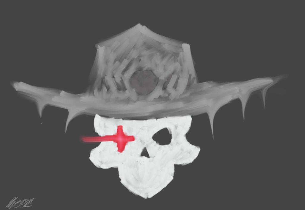 White Hat by Bron3Gamer
