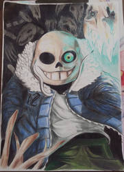 MEGALOVANIA by Winzein