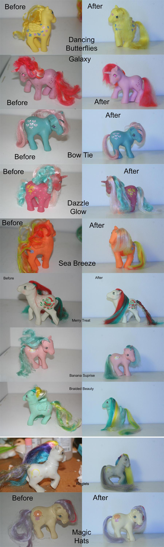 My Little Pony Restoration 1 by BondageFairy13 on DeviantArt
