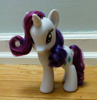 Styled Rarity by Aquillic-Tiger