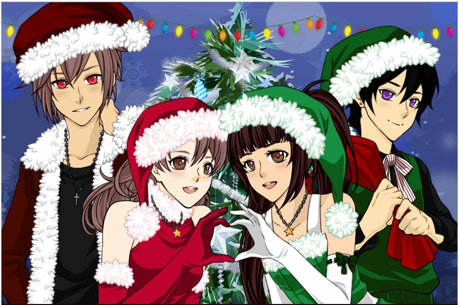Merry Christmas!! by DJMonster101