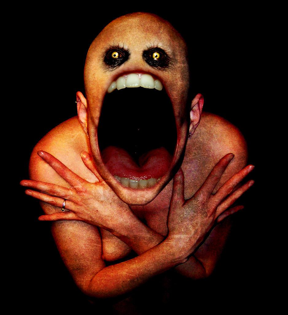 creepy by zombiecore