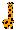 giraffe llama by booboojim
