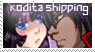 Kodita Shipping Stamp by saikias956