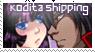 Kodita Shipping Stamp by saikias956