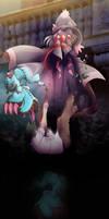 [AA2] [CREEPY CONTEST] Nalia VS Morgana