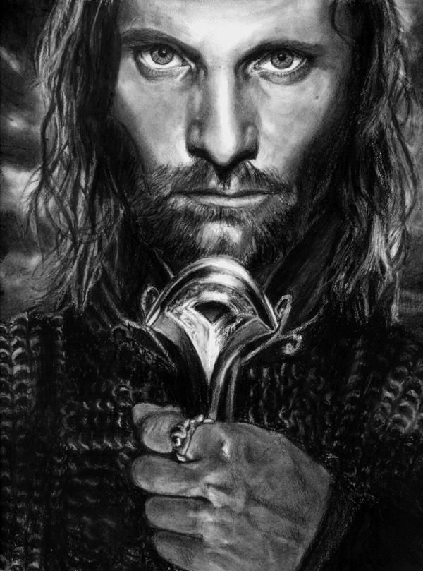 Aragorn-Finished by babymint34