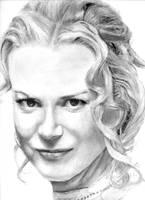 Nicole Kidman by babymint34