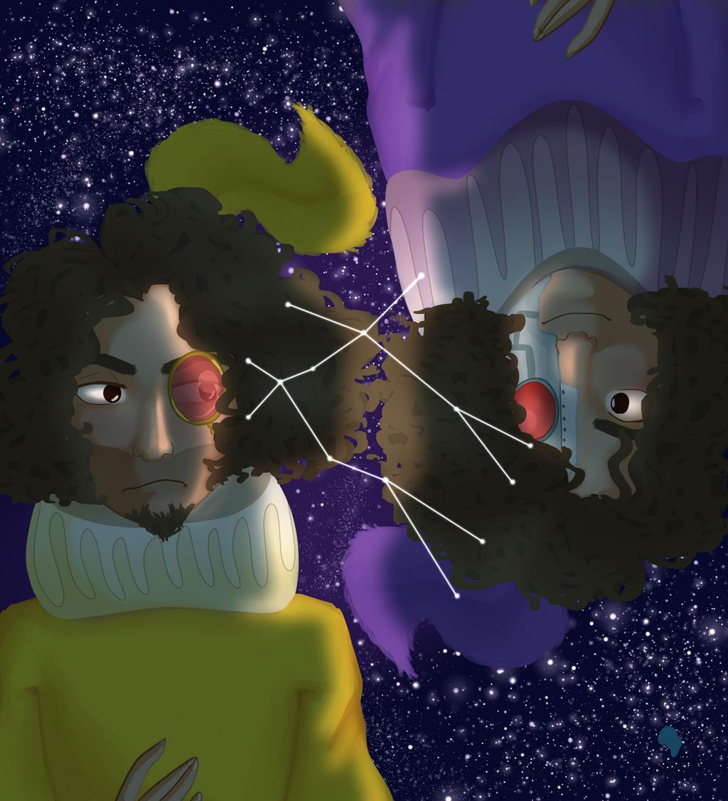 POP: Astrology part 3, Gemini by criaha