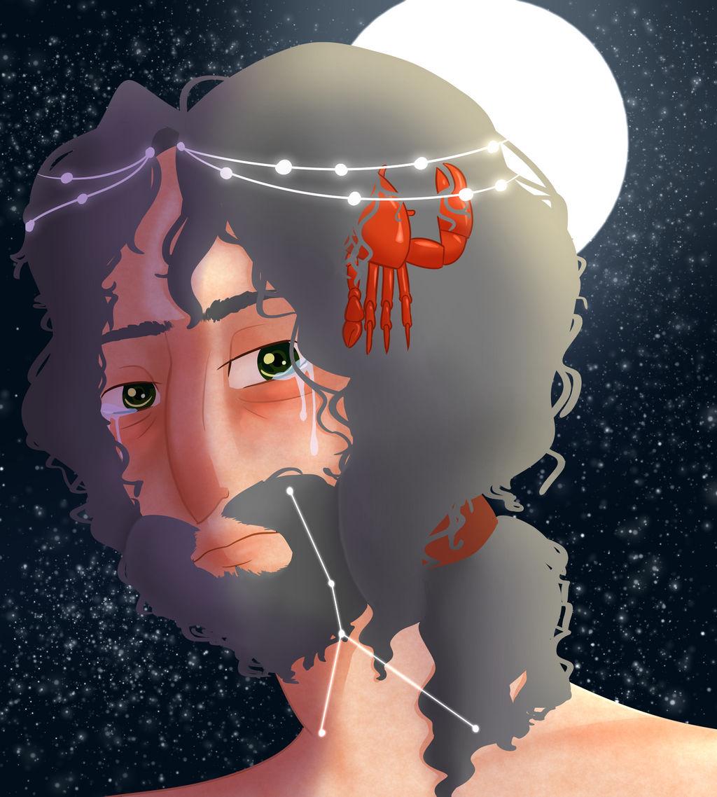 POP: Astrology part 4, Cancer by criaha