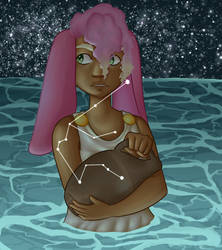 POP: Astrology part 11, Aquarius by criaha