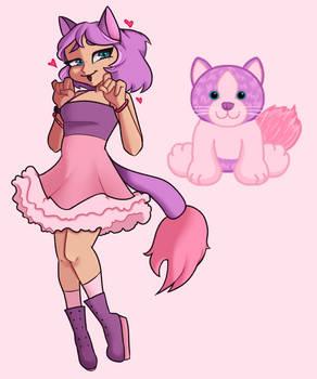Webkinz Catgirl