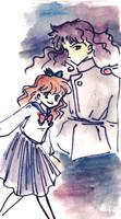 Nephrite and Naru