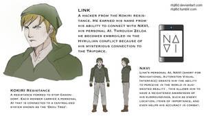 Modern Day Legend of Zelda