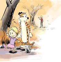 Calvin and Hobbes and...