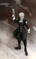 Admiral Merlwyb Bloefhiswyn - Sketch Commission by Psuede
