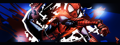 Sig Spiderman by ZebaGFX