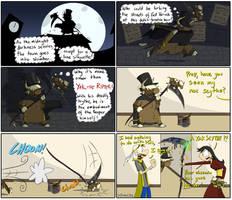 Yak the Ripper by prezleek