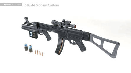 Modernized STG 44 by someone1fy
