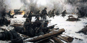 The Spanish Wehrmacht in the frozen land of Russia