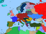 Axis Europe after 1990