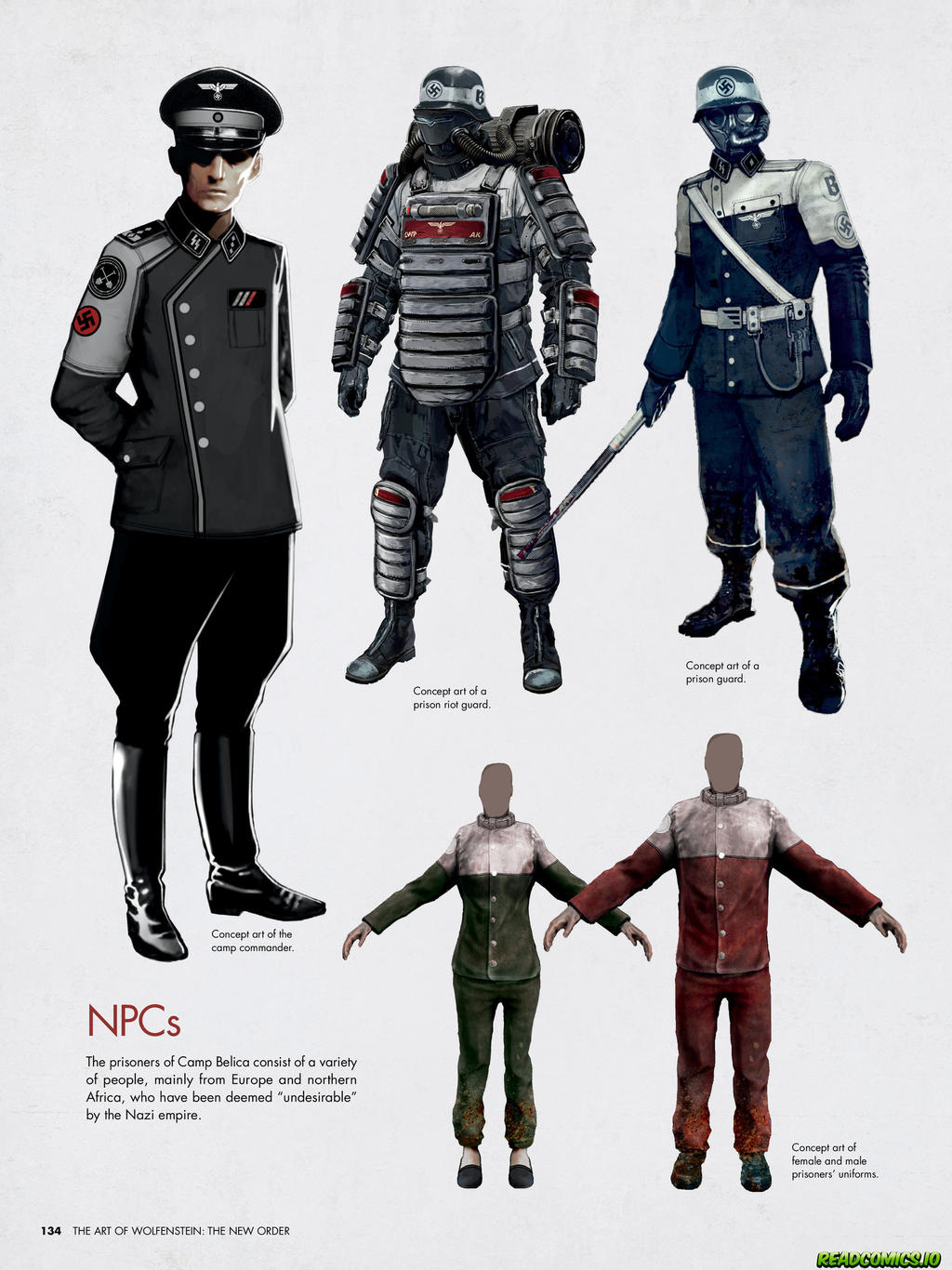 Wolfenstein The New Order Soldier by SullyVanCraft on