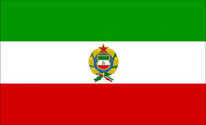 Flag of Communist Iran