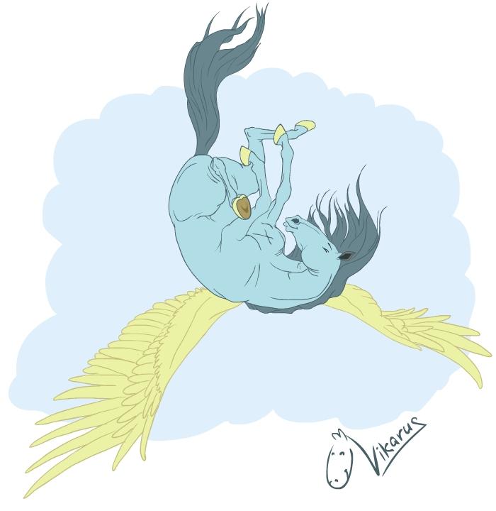 air somersault by Vikarus